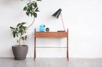 ビンテージ北欧家具/スウェーデン/マホガニー/ベッドサイドテーブル