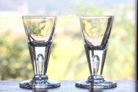 ビンテージ北欧ガラス/デンマーク/Holmegaard/ホルムガード/Nøgen Jomfru/ショットグラス