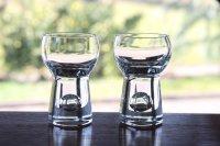 ビンテージ北欧ガラス/デンマーク/Holmegaard/ホルムガード/Ballon/ショットグラス