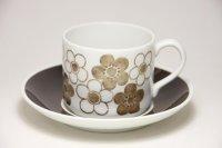 Rorstrand/ロールストランド ANEMON アネモン コーヒーカップ&ソーサーNo.1