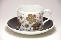 Rorstrand/ロールストランド ANEMON アネモン コーヒーカップ&ソーサーNo.2