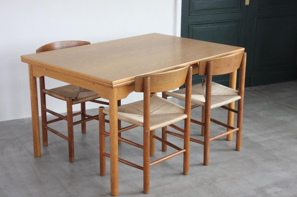 北欧家具/ダイニングテーブル ...
