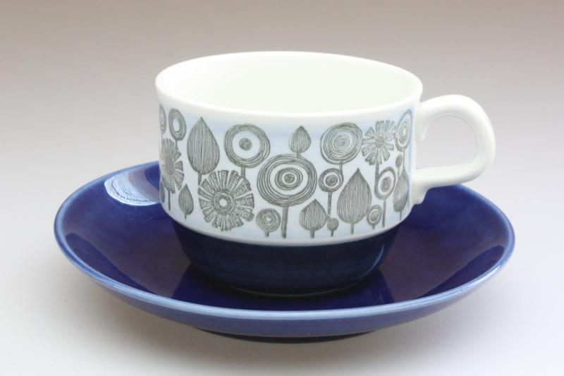 Rorstrand/ロールストランド Amalia アマリア コーヒーカップ&ソーサー No.2