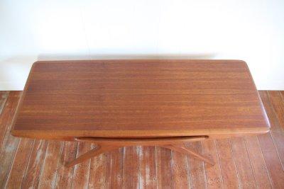 画像1: 北欧ヴィンテージ家具/デンマーク製 ヨハネス・アンダーセン スマイルテーブル