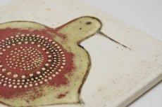 画像4: Rorstrand/ロールストランド/Sylvia Leuchovius /シルヴィア・レイショブス /小鳥陶板 (4)