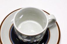 画像4: ビンテージ北欧食器/ARABIA/アラビア/Taika /タイッカ/コーヒーカップ&ソーサー/No.2 (4)