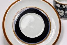 画像5: ビンテージ北欧食器/ARABIA/アラビア/Taika /タイッカ/コーヒーカップ&ソーサー/No.3 (5)