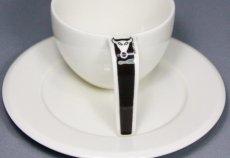 画像2: 北欧ビンテージ食器/ARABIA/アラビア/EGOX/2000年限定/コーヒーカップ&ソーサー/美品 (2)