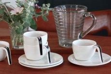 画像7: 北欧ビンテージ食器/ARABIA/アラビア/EGOX/2000年限定/コーヒーカップ&ソーサー/美品 (7)