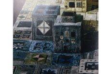 画像9: 北欧ビンテージ/北欧アート/Rut Bryk/ルート・ブリュック/アートオブジェクト/タイル/グリーンフラワー (9)