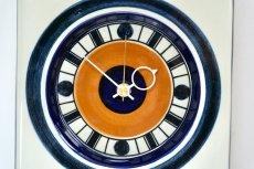 画像2: ビンテージ時計/Rorstrand/ロールストランド/陶製壁掛け時計/URBAN/新ムーブメント交換済み (2)