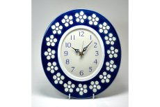 画像1: Rorstrand/ロールストランド/壁掛け時計/Sylvia Leuchovius/シルヴィア・レウショヴス/ 1975年貴重 (1)