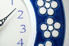 画像2: Rorstrand/ロールストランド/壁掛け時計/Sylvia Leuchovius/シルヴィア・レウショヴス/ 1975年貴重 (2)