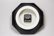 画像5: Gustavsberg/グスタフスベリ/スタジオ制作壁掛け時計/ネイビー/新品クロックムーブメント使用  (5)