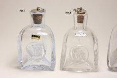 画像3: Erik Hoglundエリックホグラン  ガラス ミニボトル 顔 (3)