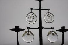 画像3: Erik Hoglund/エリックホグラン/BODA社製/ガラスキャンドスタンド/ツリー型 (3)