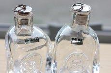 画像5: Erik Hoglundエリックホグラン  ガラス ミニボトル 顔 (5)