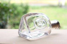 画像7: Erik Hoglundエリックホグラン  ガラス ミニボトル 顔 (7)