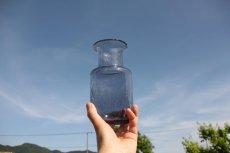 画像5: Erik Hoglund/エリックホグラン/ガラス/ボトル/ライトグレー/気泡入 (5)