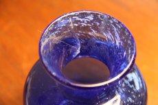 画像3: ErikHoglund/エリックホグラン/気泡入り/ボトル/ブルー (3)