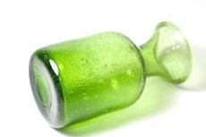 画像6: Erik Hoglund/エリックホグラン/ 気泡入り/ボトル/グリーン/Sサイズ (6)