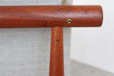 画像8: ビンテージ北欧家具/Finn Juhl/フィン・ユール/FD137/イージーチェア (8)