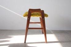 画像5: 北欧ビンテージ家具/スウェーデン製/スツール✕ミナ ペルホネン/タンバリン (5)