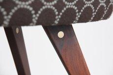 画像5: 北欧ビンテージ家具/デンマーク製/スツール✕ミナ ペルホネン/タンバリン (5)