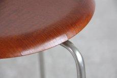 画像5: 北欧ビンテージ家具/デンマーク/Arne Jacobsen/アルネ・ヤコブセン/Fritz Hansen//ドットスツール3107 (5)