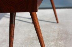 画像6: ビンテージ北欧家具/デンマーク製/ローズウッド/フラワープランター/フラワースタンド (6)