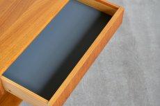 画像7: 北欧ビンテージ家具/スウェーデン/チーク×ビーチ/ベッドサイドテーブル (7)