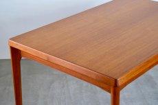 画像5: 北欧ビンテージ家具/デンマーク製 /Henning Kjærnulf/ダイニングテーブル/チーク/W140cm (5)