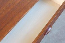 画像6: 北欧ビンテージ家具/デンマーク製/チェスト/チーク1段  (6)