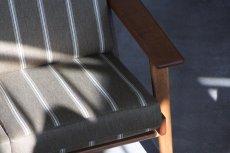 画像10: ビンテージ北欧家具/ハンス J ウェグナー/GE290/3人掛けソファー/オーク (10)