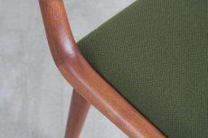 画像5: 北欧ビンテージ家具/デンマーク製/Alfred Christiansen/Boomerang Chair/ブーメランチェア/チーク/ダイニングチェア (5)