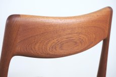 画像8: 北欧ビンテージ家具/デンマーク製/Alfred Christiansen/Boomerang Chair/ブーメランチェア/チーク/ダイニングチェア (8)