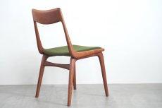画像3: 北欧ビンテージ家具/デンマーク製/Alfred Christiansen/Boomerang Chair/ブーメランチェア/チーク/ダイニングチェア (3)