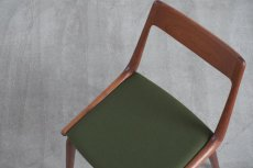 画像6: 北欧ビンテージ家具/デンマーク製/Alfred Christiansen/Boomerang Chair/ブーメランチェア/チーク/ダイニングチェア (6)