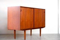 画像4: 北欧ビンテージ家具/チークサイドボード (4)