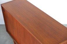 画像10: 北欧ビンテージ家具/チークサイドボード (10)