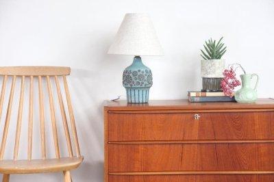 画像1: ビンテージ北欧家具/デンマーク製/チェスト/チーク3段