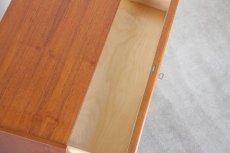 画像8: ビンテージ北欧家具/デンマーク製/チェスト/チーク3段  (8)