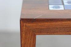 画像6: ビンテージ北欧家具/デンマーク/ロイヤルコペンハーゲン/ローズウッド/タイルテーブル (6)