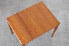 画像3: 北欧家具/ヴィンテージ/スウェーデン製/Tingstoms/チーク無垢/サイドテーブル  (3)