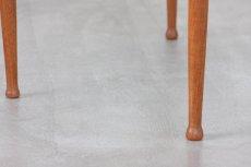 画像5: 北欧家具/ヴィンテージ/スウェーデン製/Tingstoms/チーク無垢/サイドテーブル  (5)
