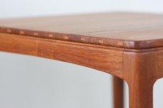 画像4: 北欧家具/ヴィンテージ/スウェーデン製/Tingstoms/チーク無垢/サイドテーブル  (4)