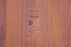 画像8: 北欧家具/ヴィンテージ/スウェーデン製/Tingstoms/チーク無垢/サイドテーブル  (8)