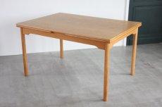 画像8: 北欧ビンテージ家具/ダイニングテーブル/Borge Mogensen/ボーエ・モーエンセン/スウェーデン製 (8)