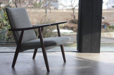 画像2: 北欧家具|ヴィンテージ|Hans j Wegnerハンス J ウェグナー GE260 イージーチェア