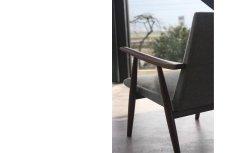 画像4: 北欧家具|ヴィンテージ|Hans j Wegnerハンス J ウェグナー GE260 イージーチェア (4)
